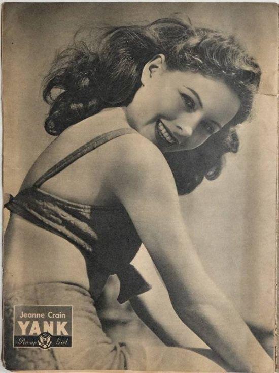 Девушки из американского военного журнала Yank, The Army Weekly (19 фото)