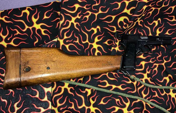 Редкие образцы огнестрельного оружия, которое сдали в ломбард (11 фото)