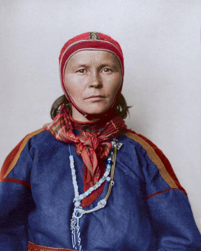Интересные исторические фото в цвете (28 фото)