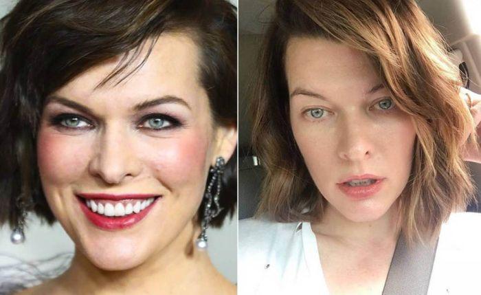 Звезды без макияжа (30 фото)