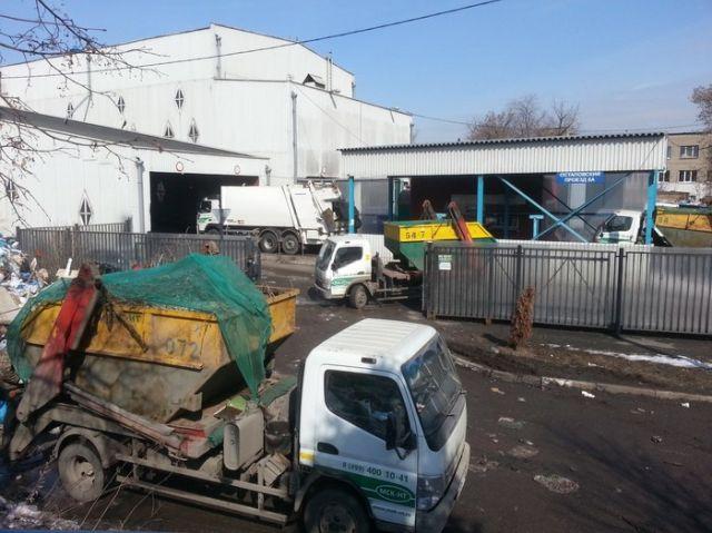 Печальные последствия закрытия полигонов ТБО в Подмосковье (9 фото)