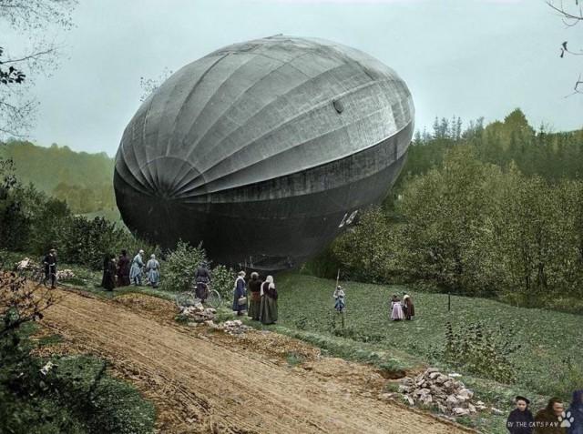 Редкие исторические кадры (14 фото)