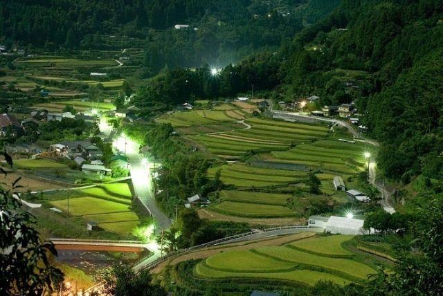 Камикацу - японское поселение, которое стремится к нулевому уровню отходов (12 фото)