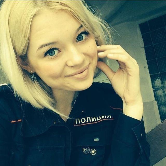 Очаровательные сотрудницы МВД России (25 фото)