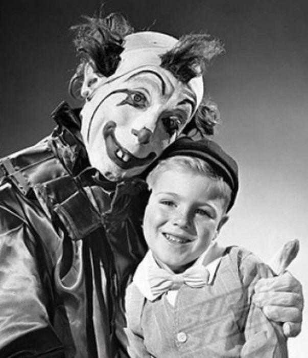 Цирки прошлого (18 фото)
