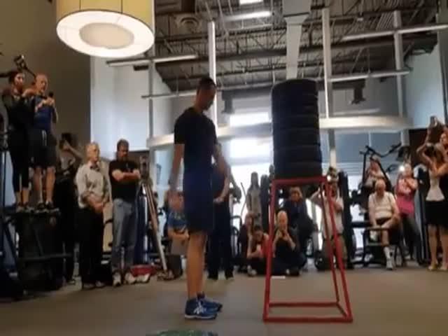 Самый высокий прыжок