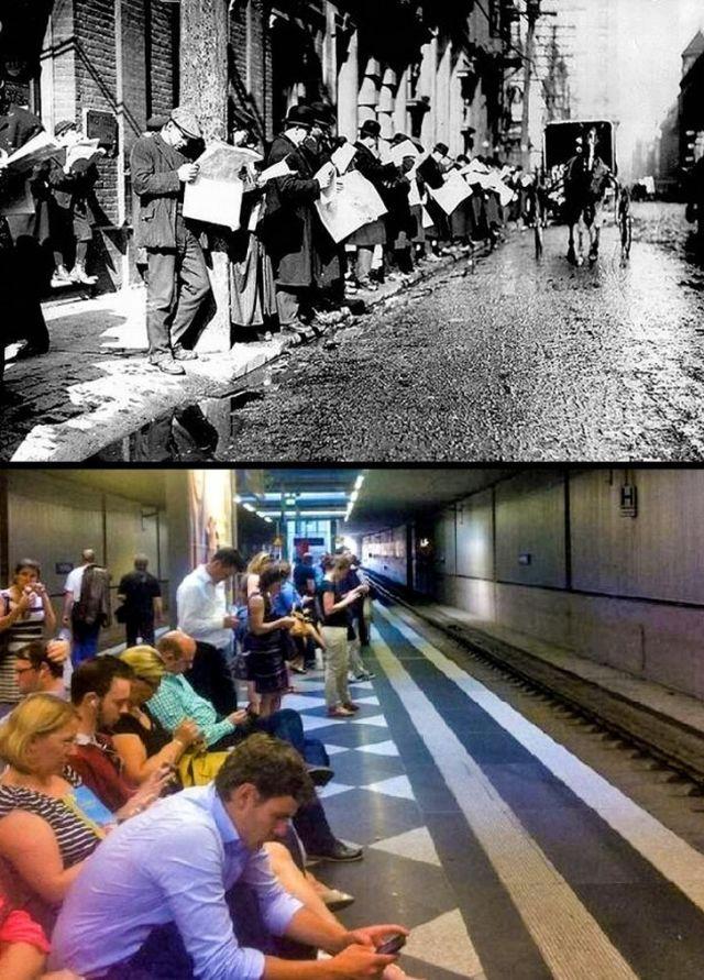 "Фото из серии ""до и после"" (24 фото)"