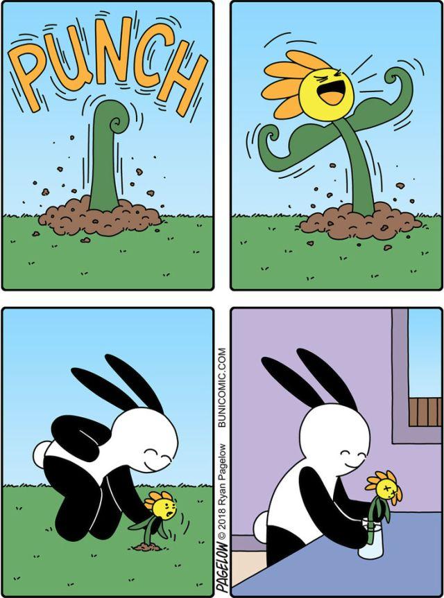 Забавные комиксы Райана Пейджлоу (16 картинок)