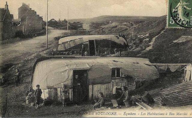 Вторая жизнь старых деревянных лодок (9 фото)