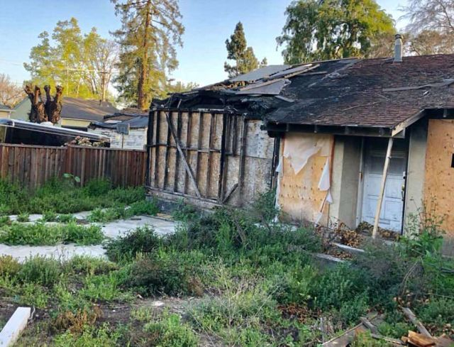 Дом в Кремниевой долине за 800 тысяч долларов (4 фото)
