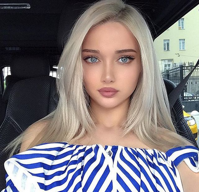 Российская модель Мариам Пашаева, покоряющая своей красотой (10 фото)