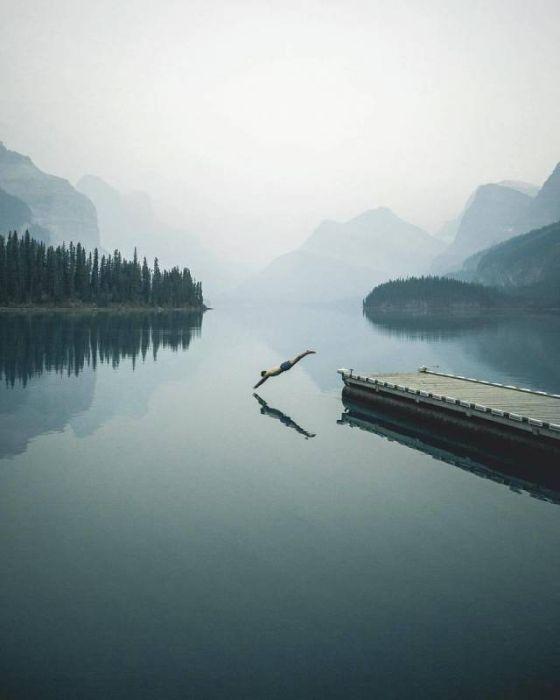 Зрелищные фото, которые не нуждаются в комментариях (45 фото)