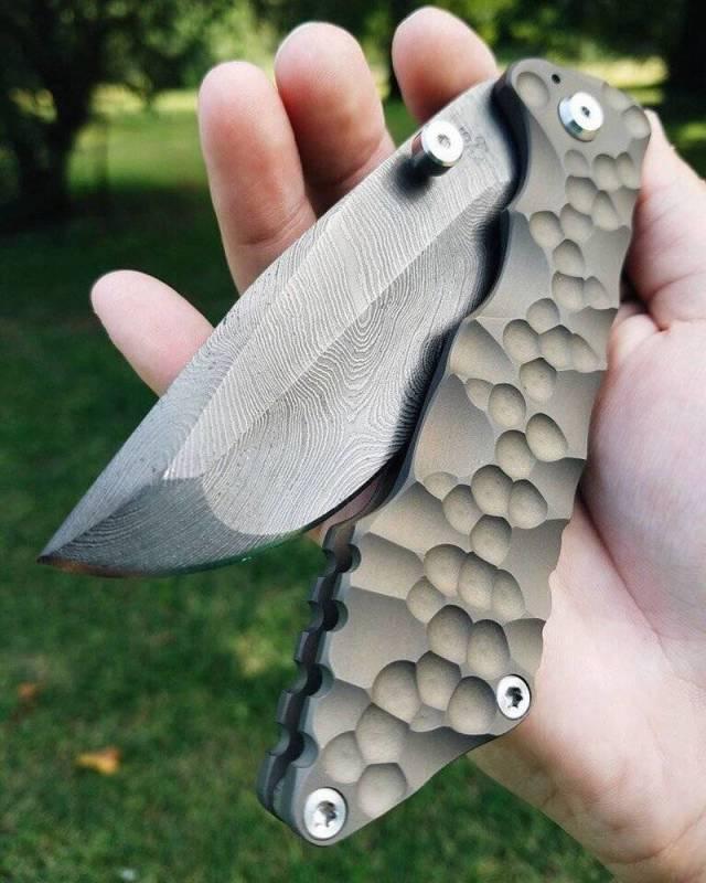 Ножи, как произведение искусства (25 фото)