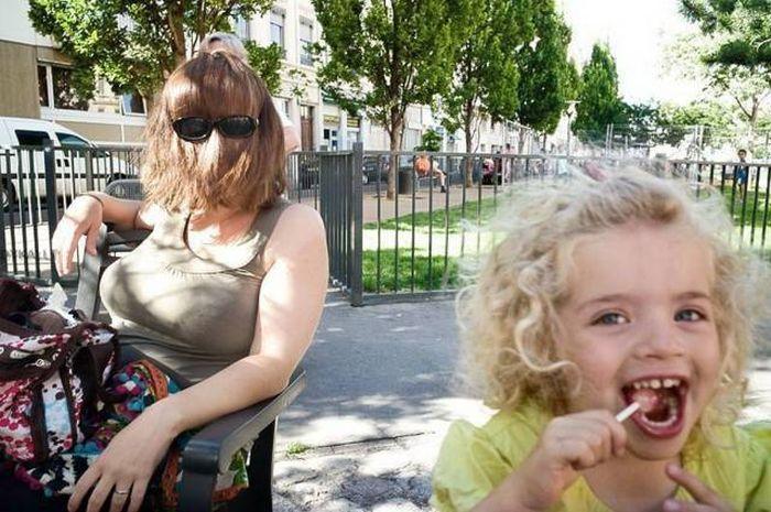 Странные люди и их поступки (39 фото)