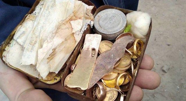 В Гродно нашли клад узника еврейского гетто (7 фото)