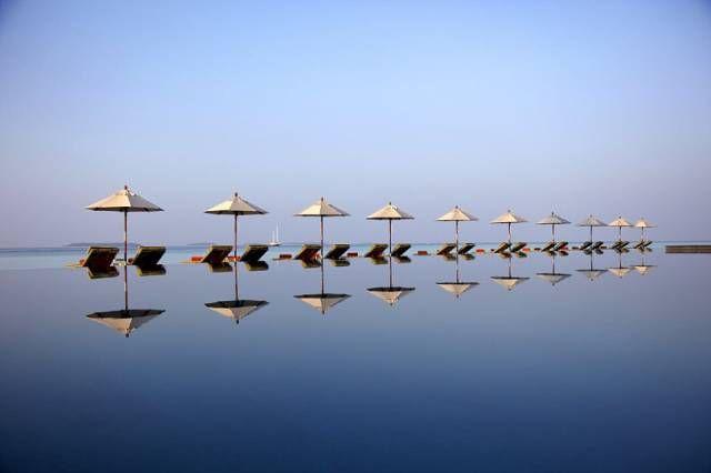 Выбран самый красивый курорт для фотографий в Instagram (11 фото)