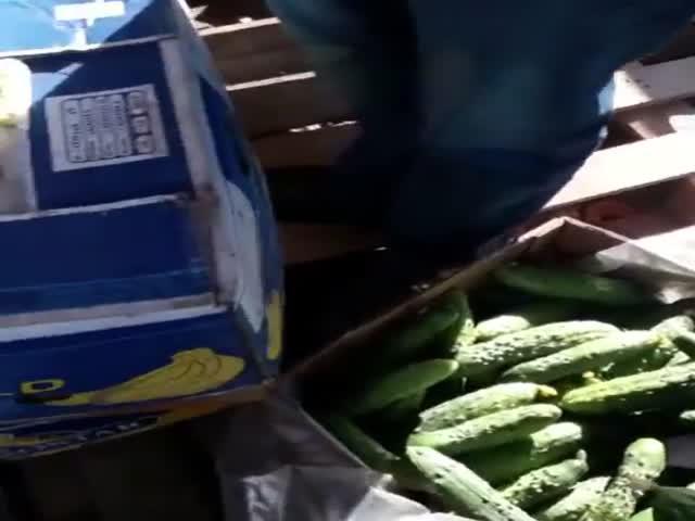 Горе торговцев овощами