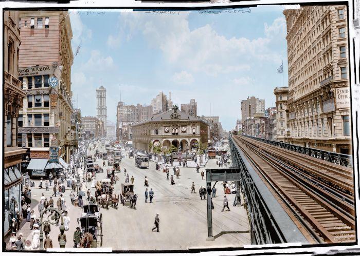 Старые фото Америки и американцев (37 фото)