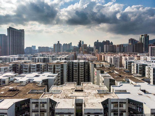 Городские бетонные джунгли во всей красе (51 фото)