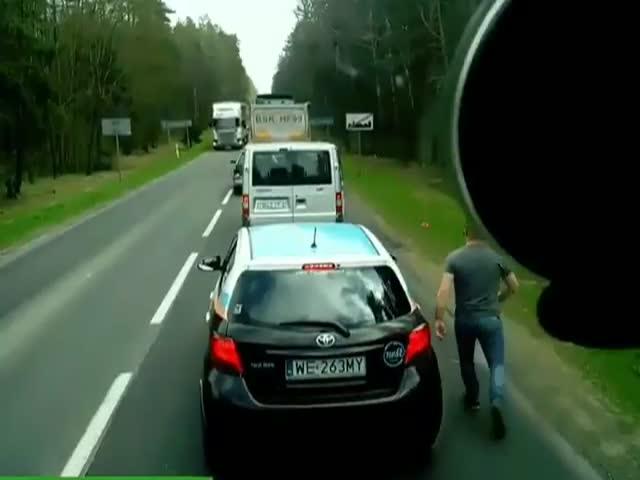 Наказание за мусор на дороге