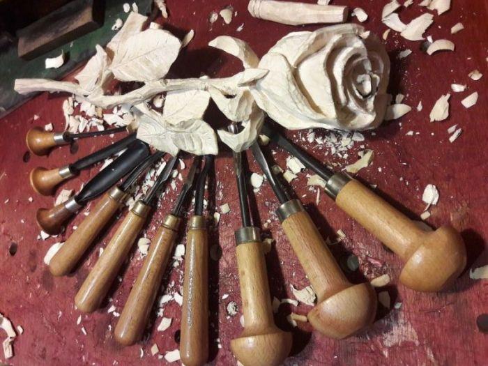 Что можно сделать из обычного деревянного бруска (6 фото)