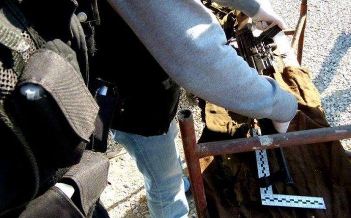 В Польше на чердаке старого дома нашли немецкий автомат Sturmgewehr 44 (7 фото)