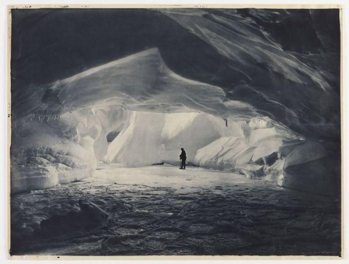 Первая австралийская экспедиция в Антарктиду, 1911 - 1914 (29 фото)