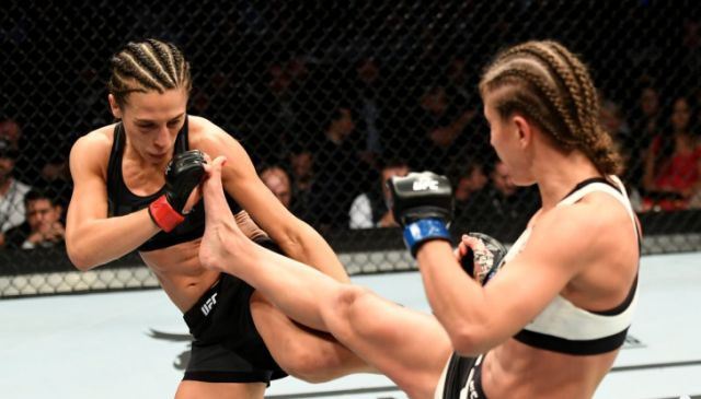 Самые известные девушки из UFC (10 фото)