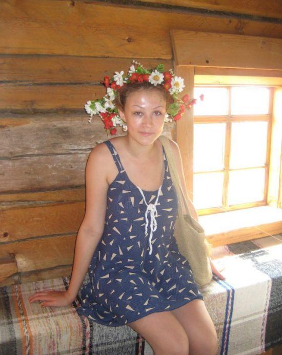 Провинциальные красавицы (31 фото)
