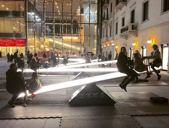 Городской дизайн (20 фото)