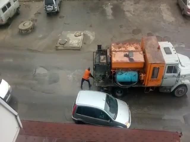 Ямочный ремонт в Липецке