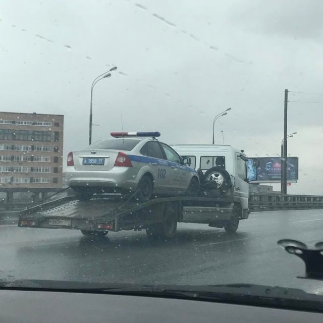 Полицейские приколы (33 фото)