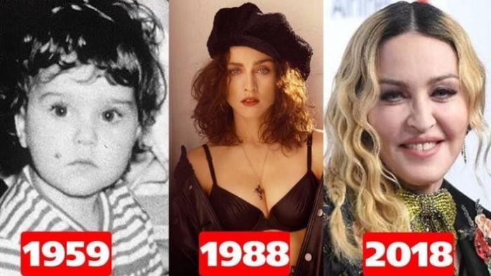 Звезды тогда и сейчас (15 фото)