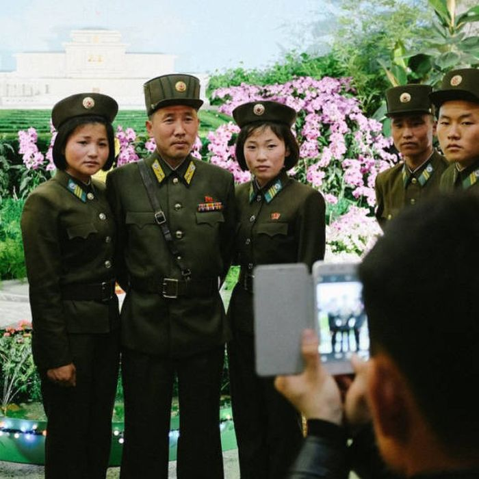 Северная Корея на фото в Instagram (30 фото)