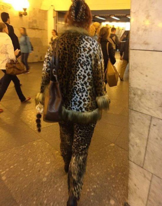 Леопардовая безвкусица (27 фото)