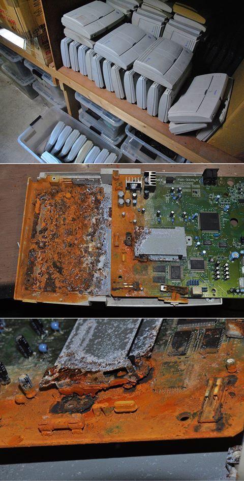 Японец построил бизнес на ретроиграх (16 фото)