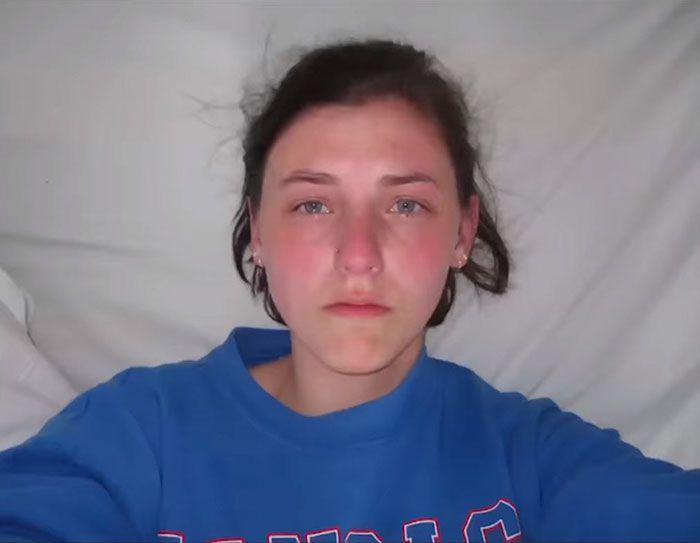 Как менялась девушка в течение 8 лет своей жизни (14 фото + видео)