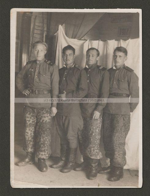 Фото красноармейцев с трофеями (52 фото)