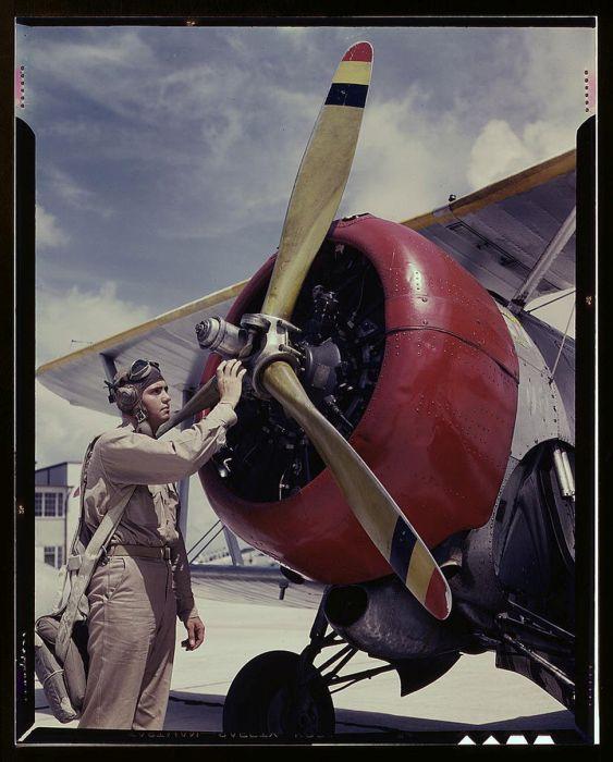 Колоризированные фото времен Второй мировой войны (23 фото)