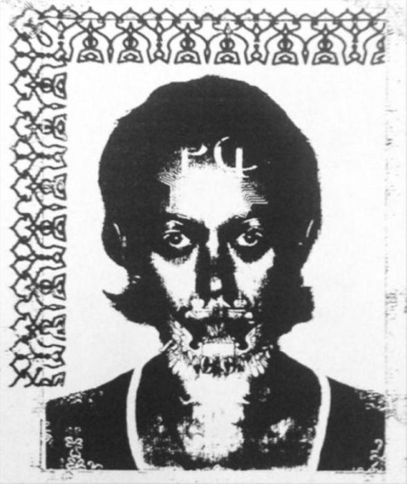 Кошмарные снимки в ксерокопиях паспортов
