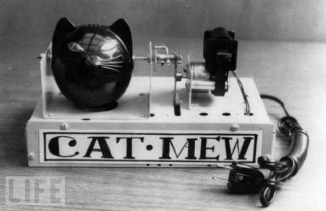 Странные изобретения прошлых лет (25 фото)