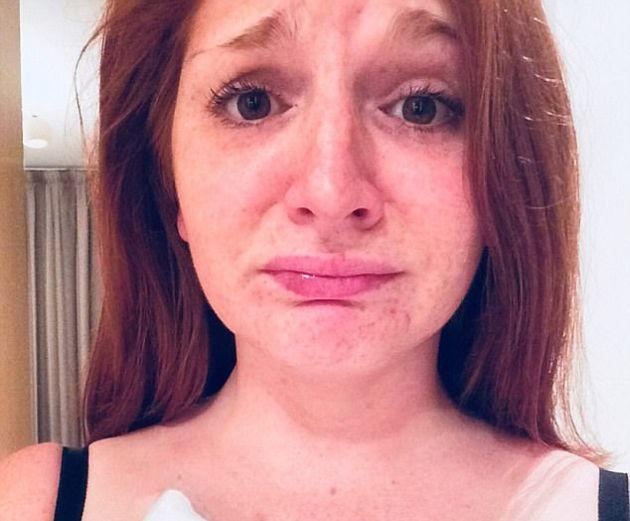 Девушка набила татуировку в память о своей собаке, но теперь она ее лишь раздражает (5 фото)