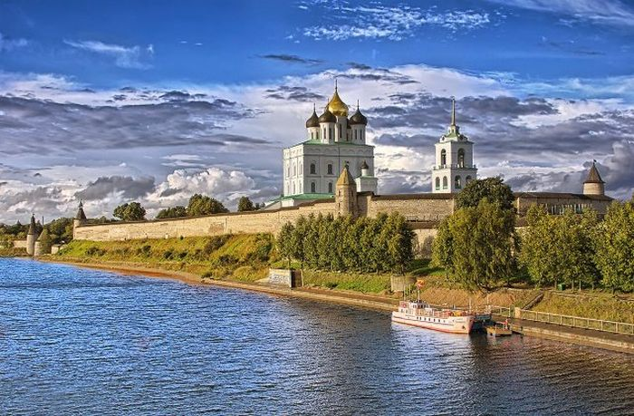 Прекрасные фото с российских просторов (56 фото)