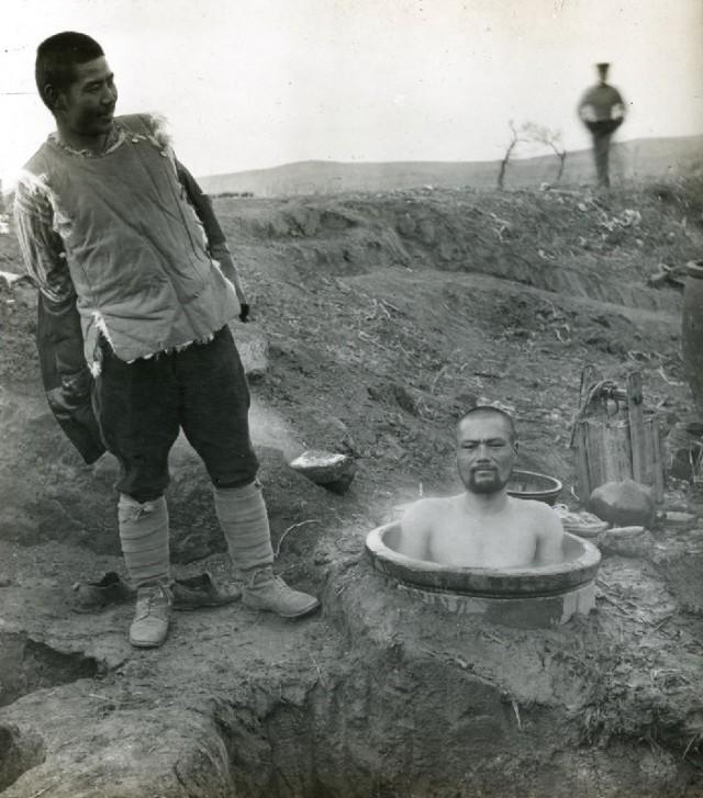 Любопытные исторические фото (30 фото)