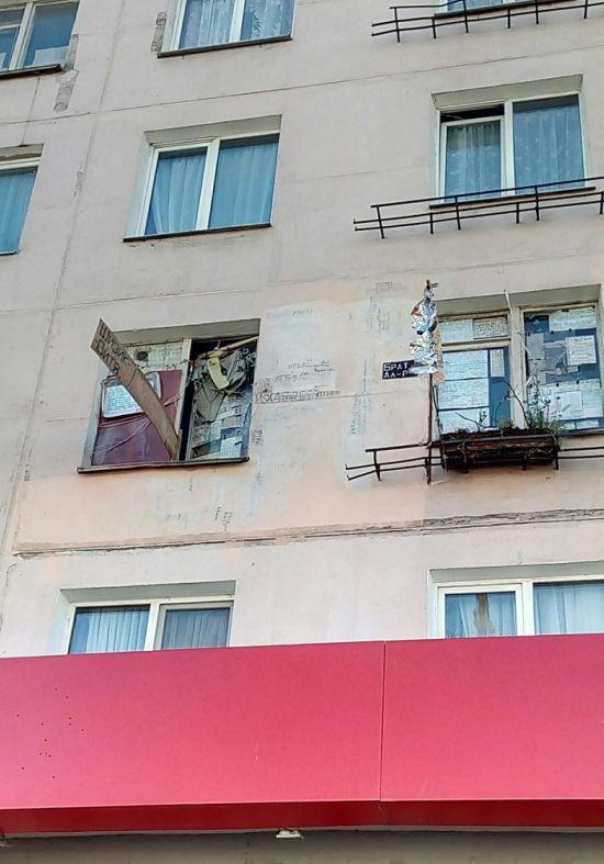 Странный сосед (5 фото + 2 видео)