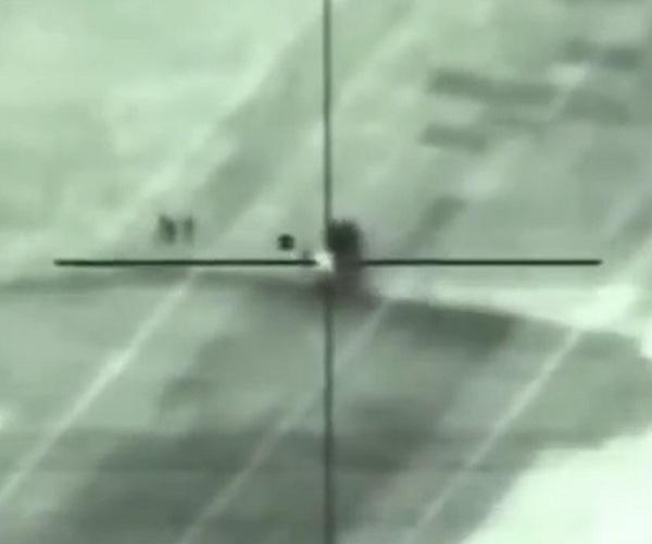 Израильская армия уничтожила зенитный комплекс «Панцирь С-1» в Сирии
