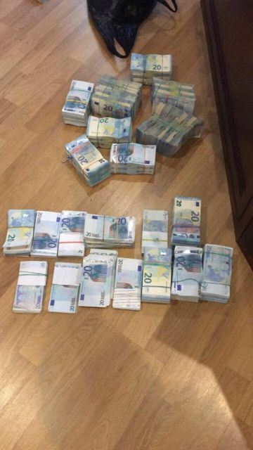 У главы Северо-Западного управления Ростехнадзора Григория Слабикова изъяли более 1 млрд рублей (9 фото)