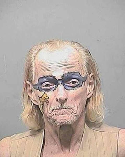 Магшоты преступников-фриков из Флориды (25 фото)