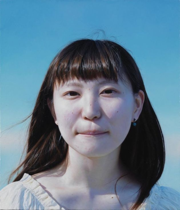 Гиперреалистичные портреты Каи Миено (10 фото + 2 видео)