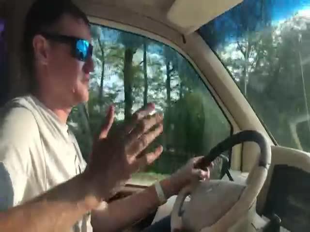 Украинец поделился впечатлениями о Крымском мосту
